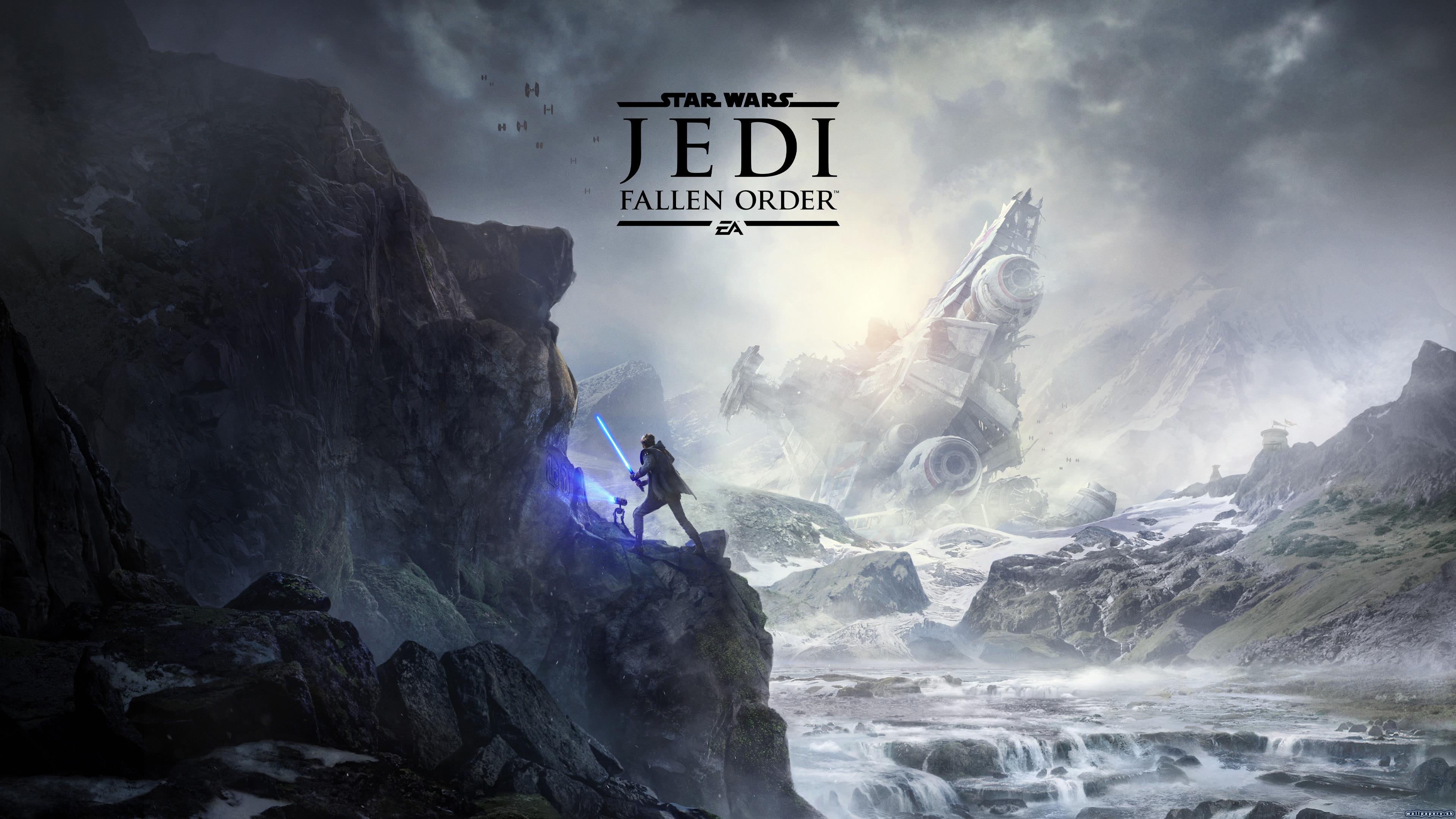 Star Wars Jedi Fallen Order 4k Ultra Hd Wallpaper