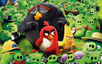 19 The Angry Birds Movie Hd Wallpapers Background Images Wallpaper Abyss