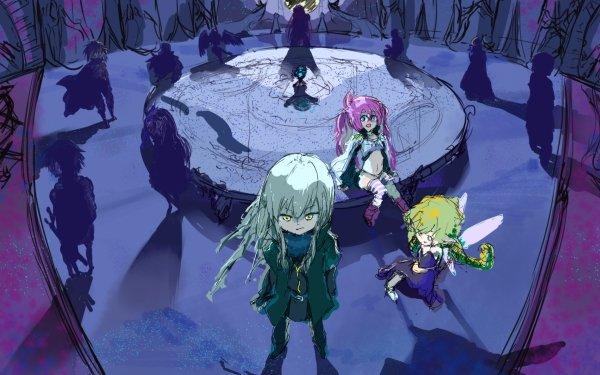 Anime That Time I Got Reincarnated as a Slime Rimuru Tempest Ramiris Milim Nava HD Wallpaper   Background Image