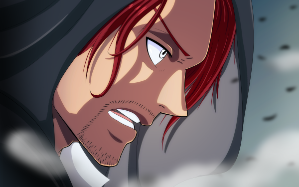 Anime One Piece Shanks Red Hair Fondo de pantalla HD | Fondo de Escritorio