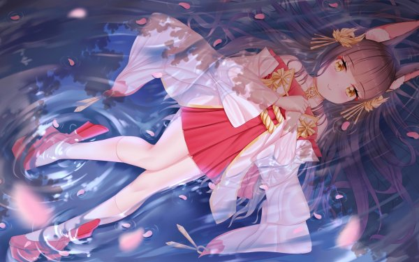 Anime Azur Lane Nagato HD Wallpaper | Background Image