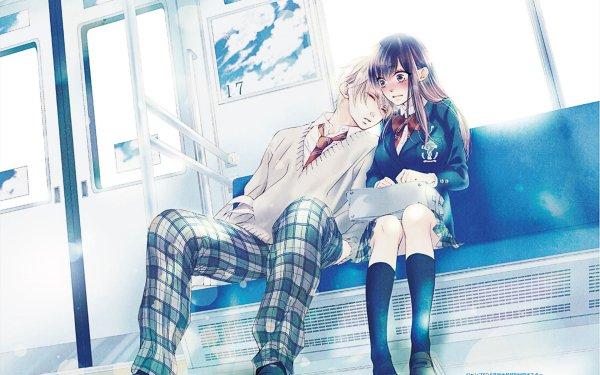 Anime Stop This Sound! Satowa Houzuki Chika Kudou HD Wallpaper | Background Image