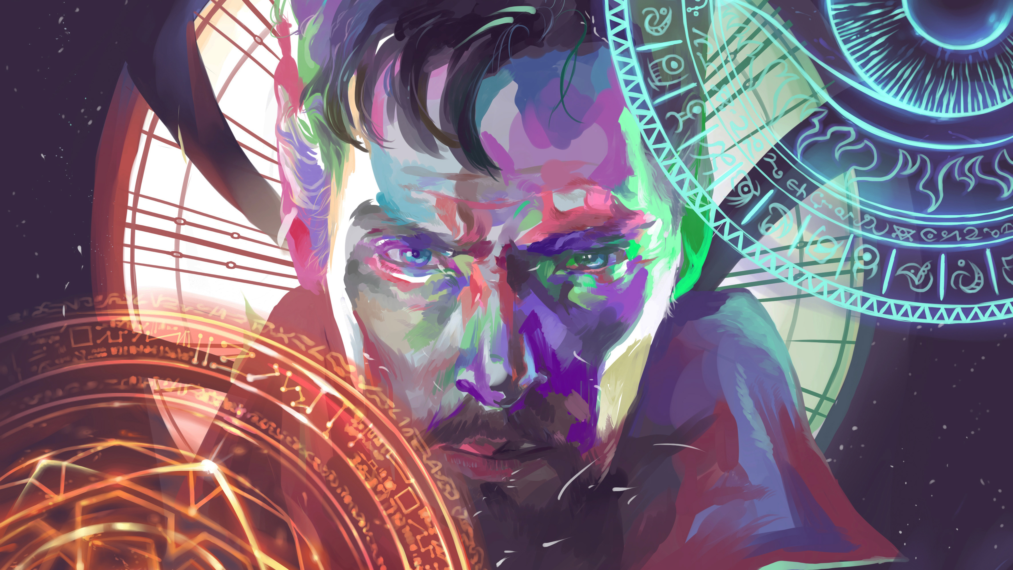 Doctor Strange HD Wallpaper   Background Image   3543x1993 ...