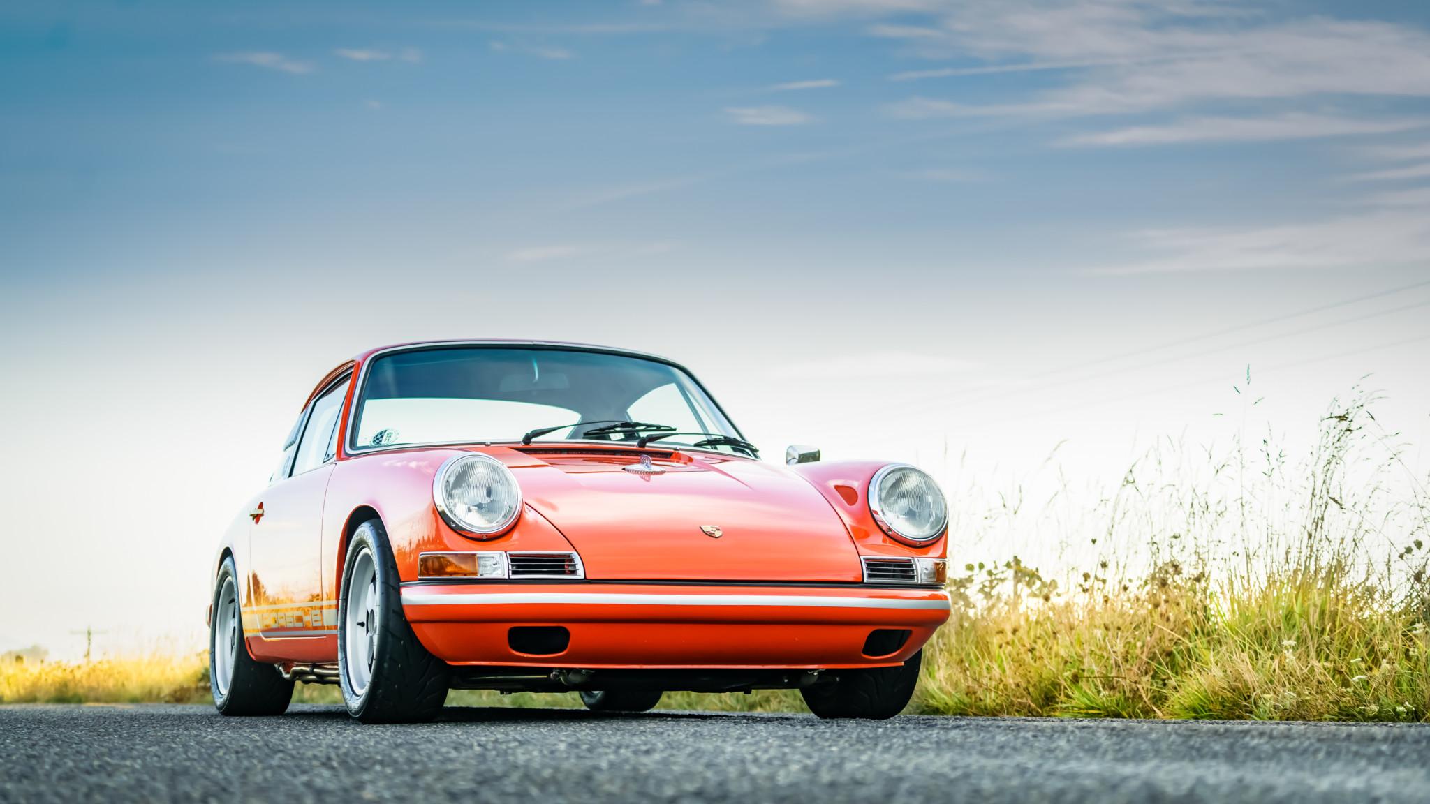 Tuned 1968 Porsche 912 Papel De Parede Hd Plano De Fundo 2048x1152 Id 1017280 Wallpaper Abyss