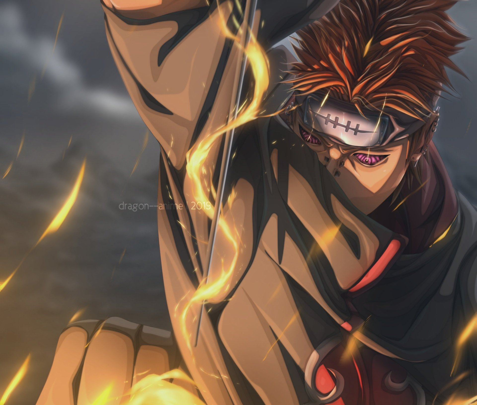 Pain Naruto Wallpaper: Naruto HD Wallpaper
