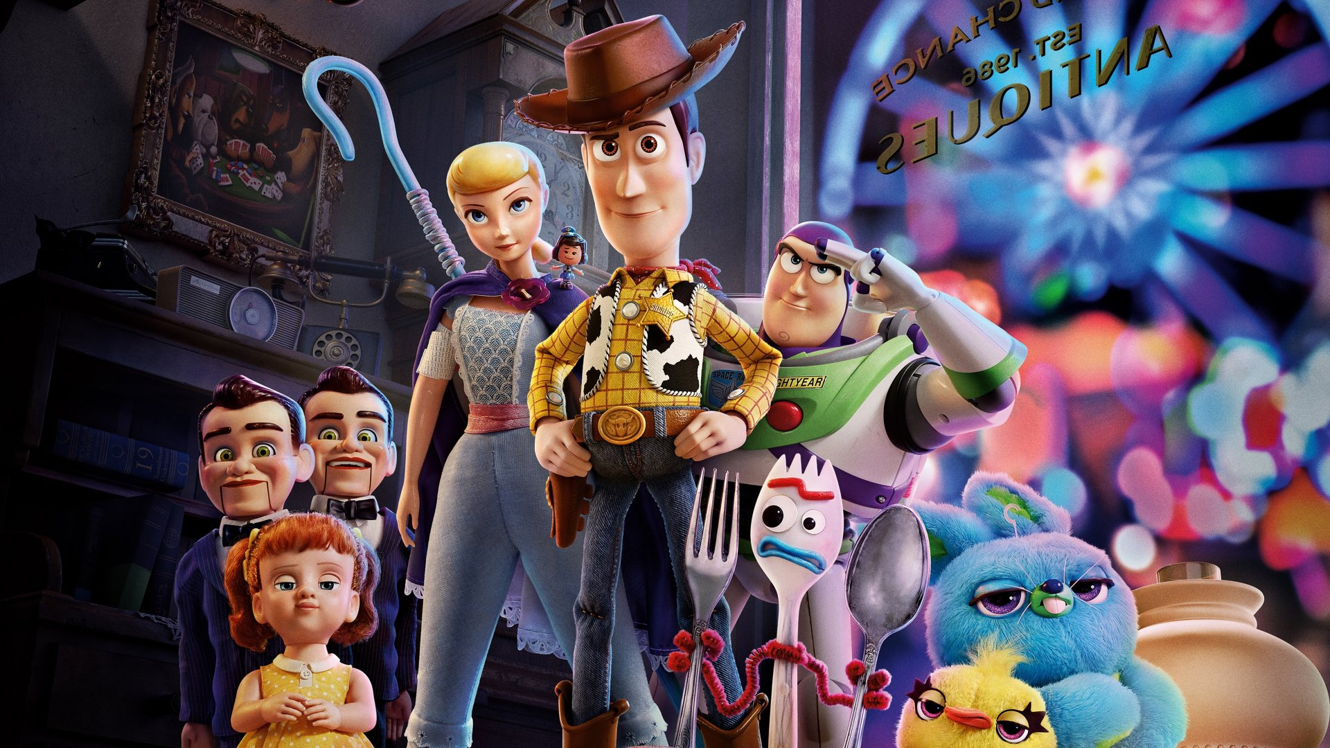 Image result for toy story 4 wallpaper