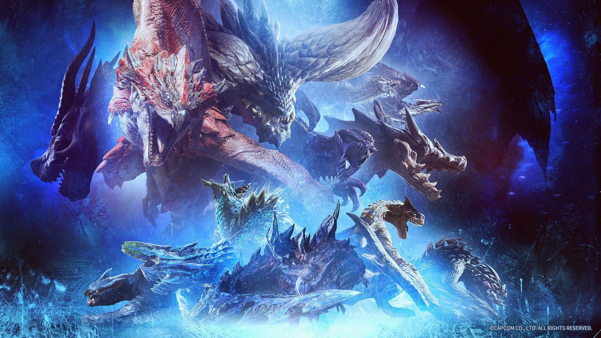 1 Seregios Monster Hunter Hd Wallpapers Background Images