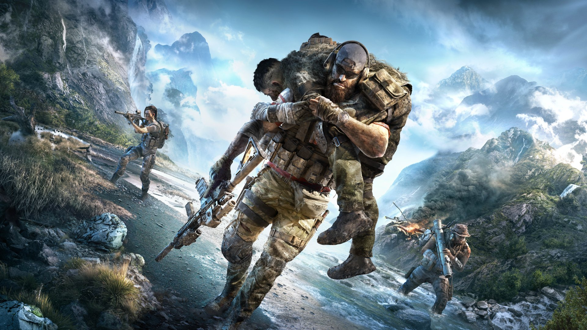 28 Tom Clancy S Ghost Recon Breakpoint Hd Wallpapers