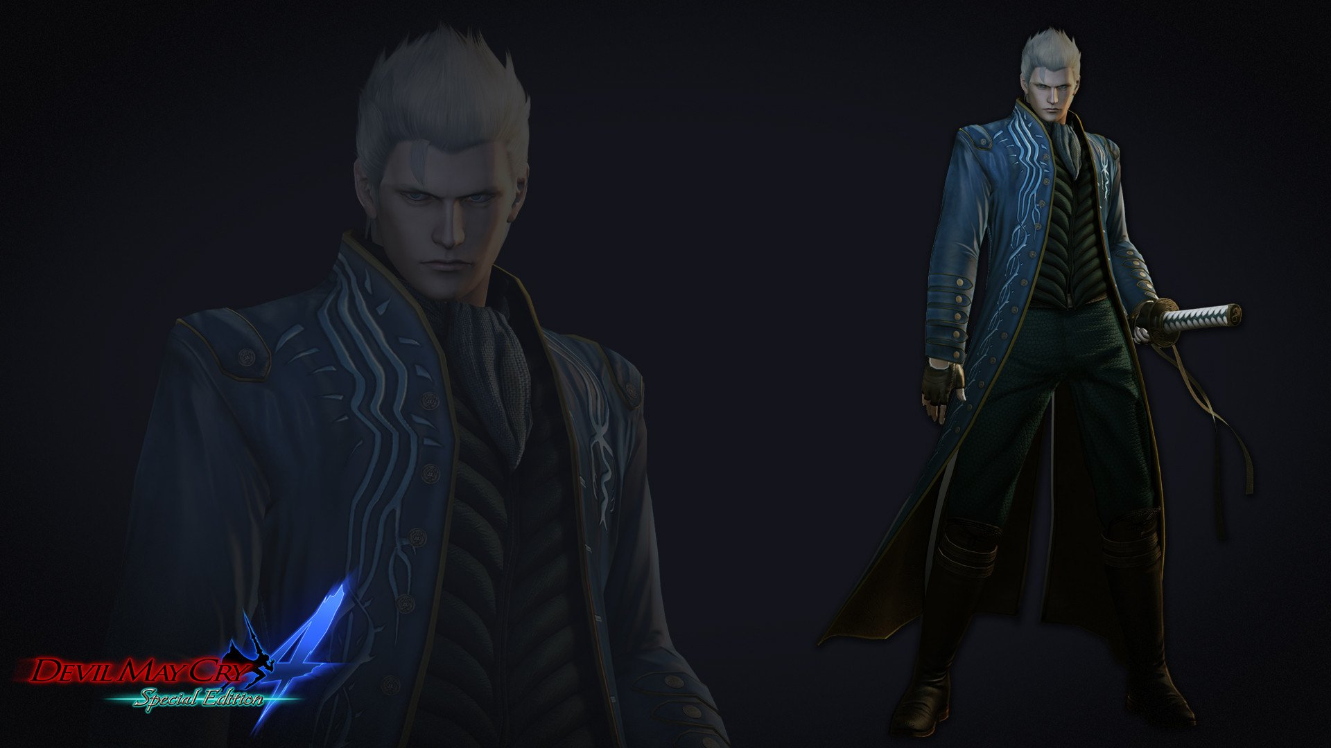 Devil May Cry 4 Hd Wallpaper Background Image 1920x1080