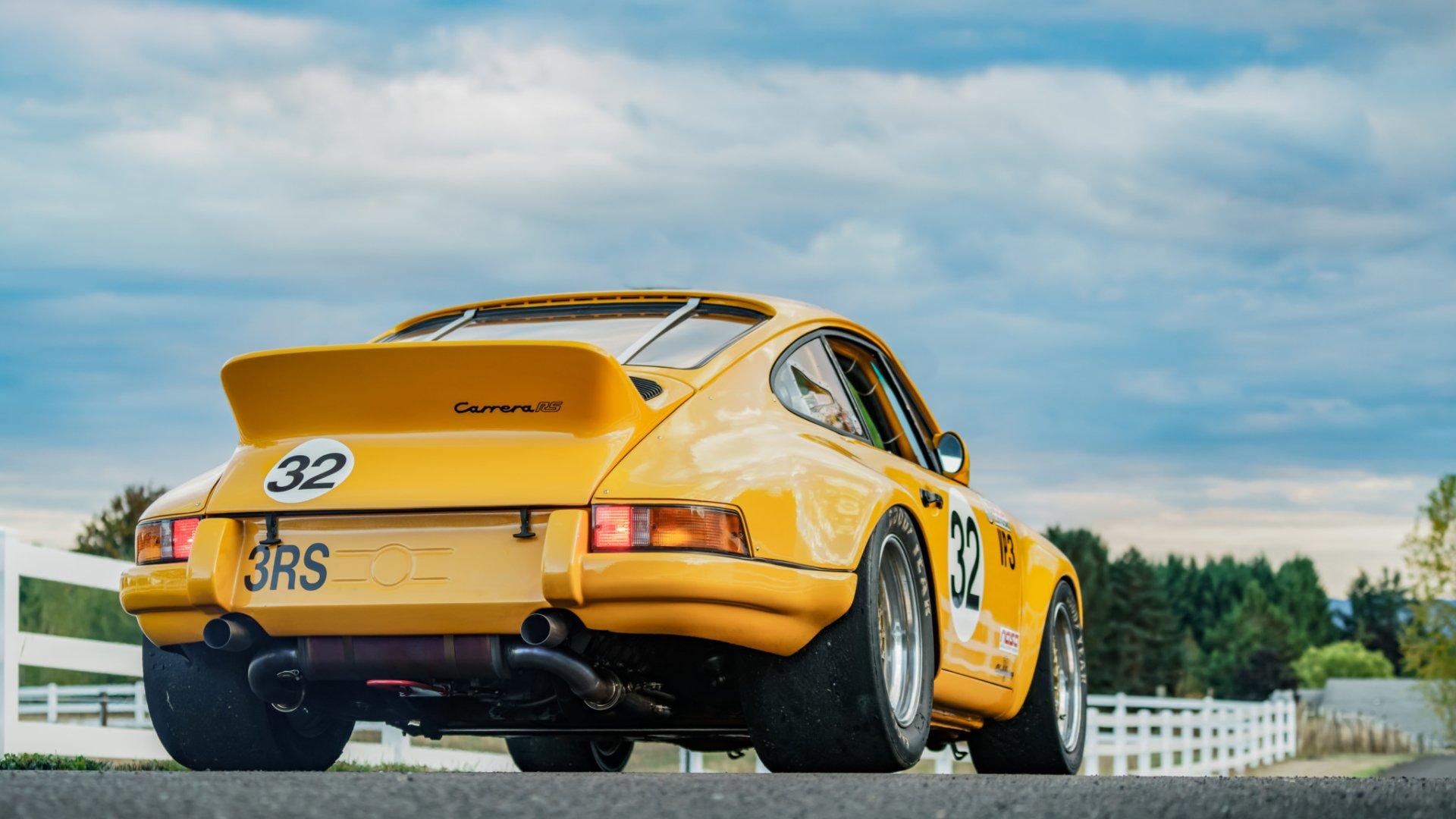1970 Porsche 911S Race Car HD Wallpaper | Background Image ...