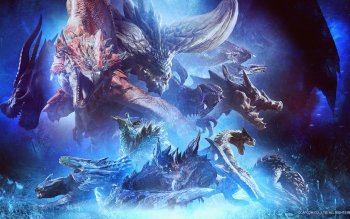 4 Nergigante Monster Hunter Hd Wallpapers Background Images
