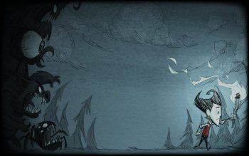 1 Dont Starve Hd Wallpapers Background Images Wallpaper