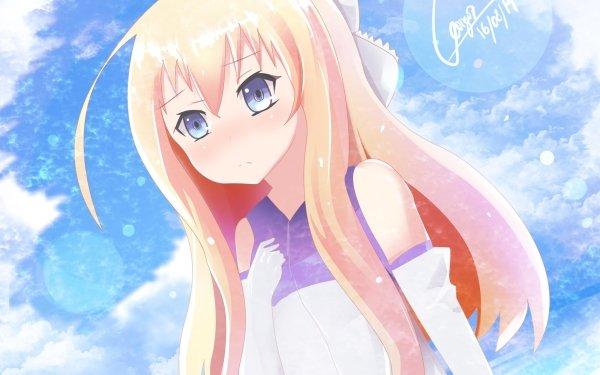 Anime Rokujouma no Shinryakusha!? Theiamillis Gre Forthorthe HD Wallpaper | Background Image