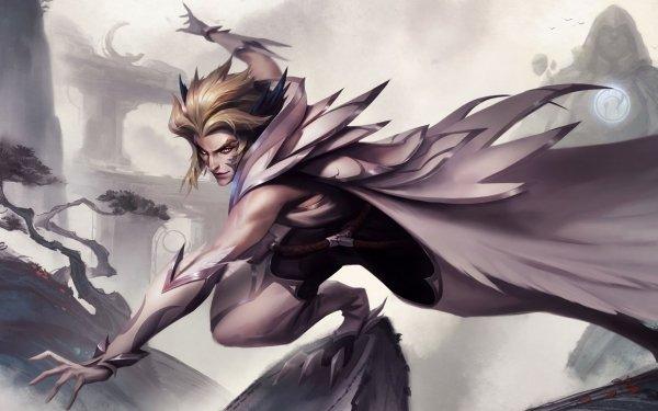Video Game League Of Legends Rakan HD Wallpaper | Background Image