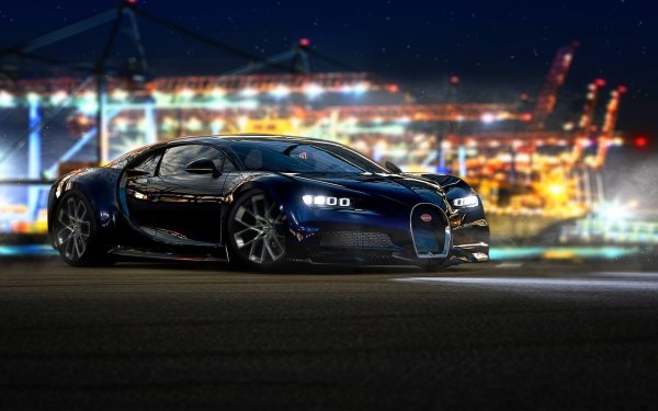 Video Game Forza Motorsport 7 Forza Bugatti Forza Motorsport Bugatti Chiron HD Wallpaper   Background Image