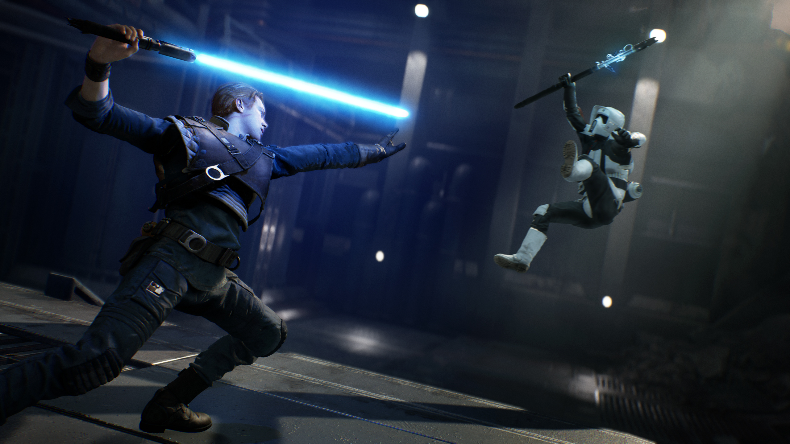 Star Wars Jedi Fallen Order Hd Wallpaper Background Image 2560x1440