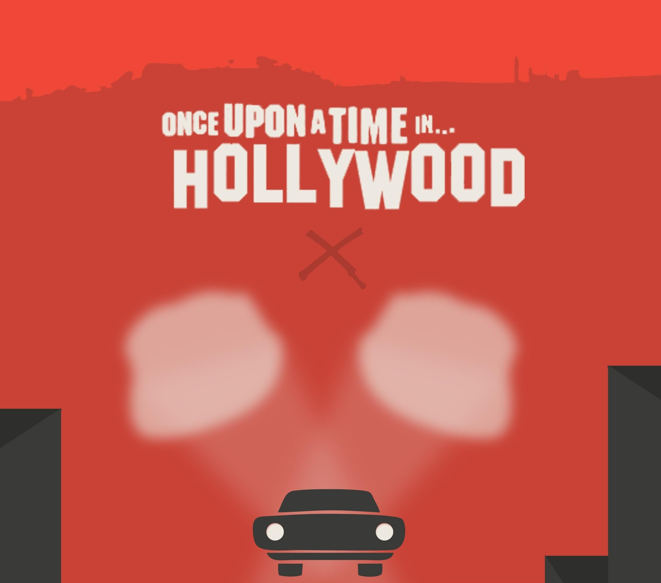 Once Upon A Time In Hollywood Hd Wallpaper Background Image
