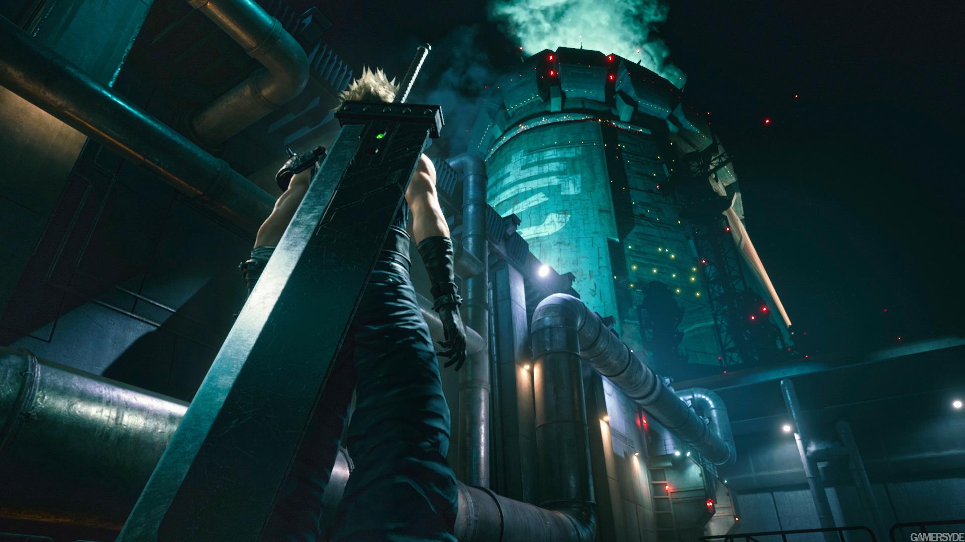 Final Fantasy Vii Remake Hd Wallpaper Background Image