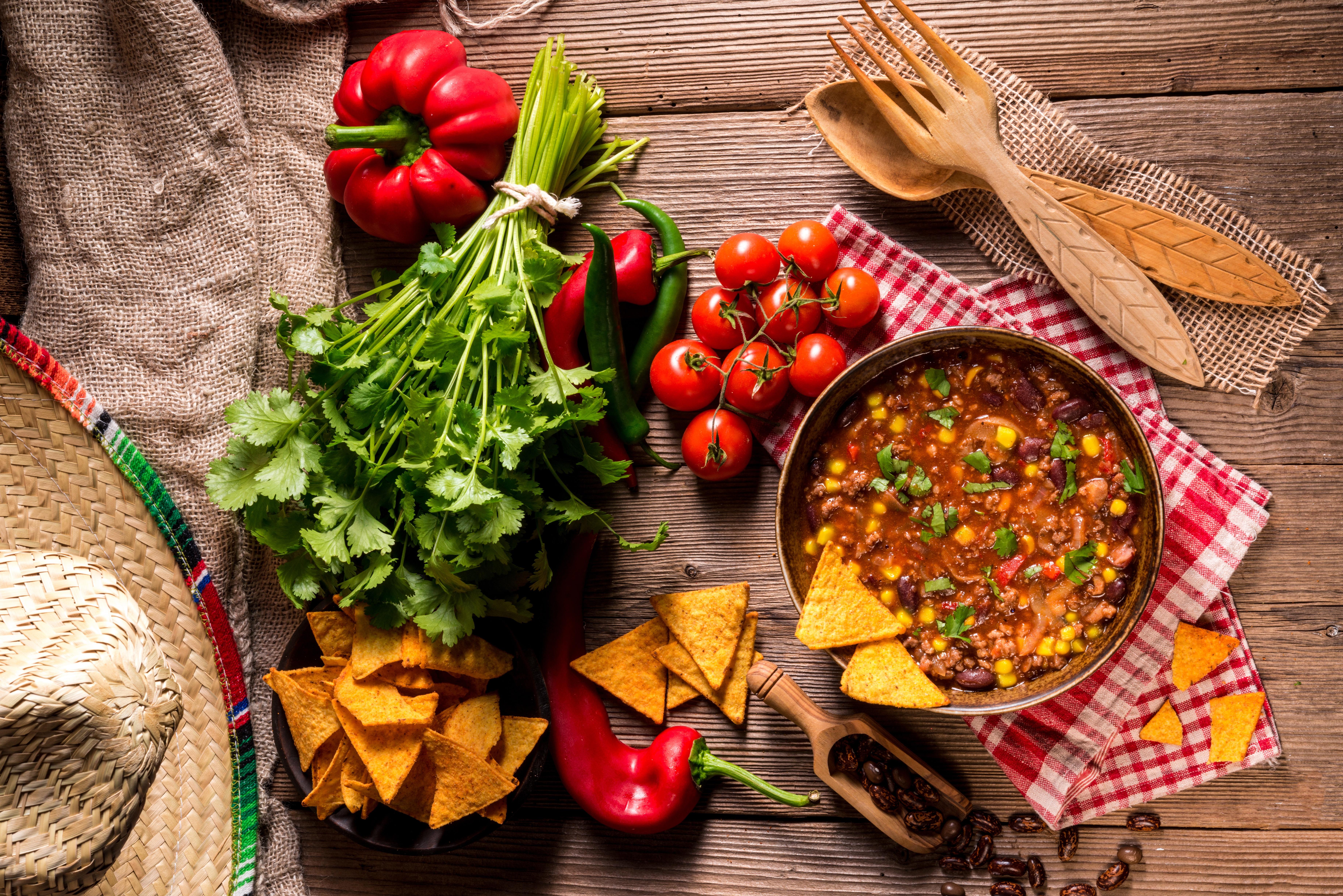 Mexican Food 5k Retina Ultra HD Wallpaper | Background ...