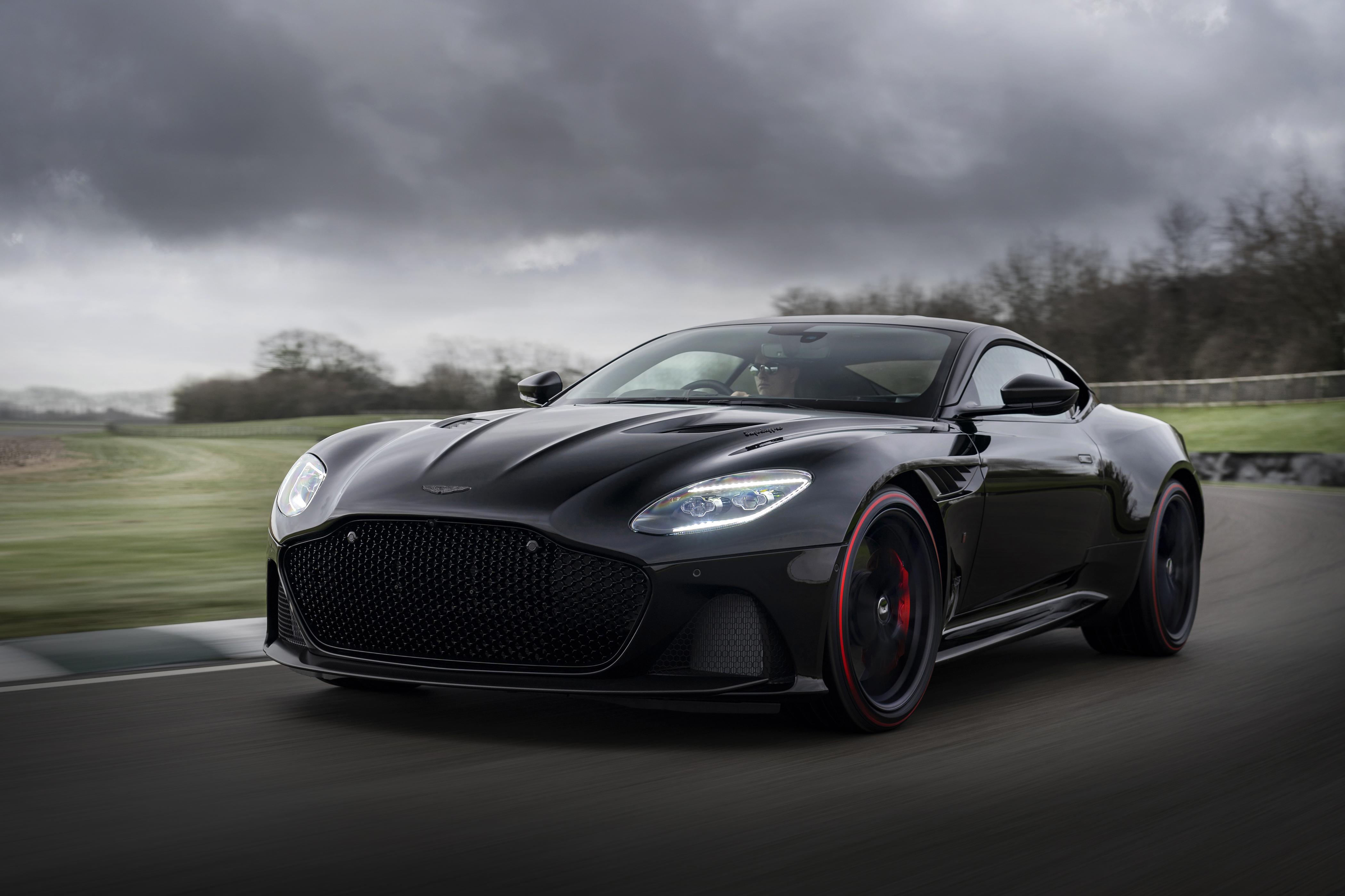 Aston Martin Dbs Superleggera 4k Ultra Hd Wallpaper