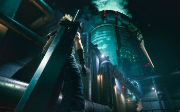 53 Final Fantasy Vii Remake Hd Wallpapers Background Images