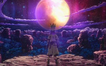 55 Dr Stone Hd Wallpapers Background Images Wallpaper Abyss