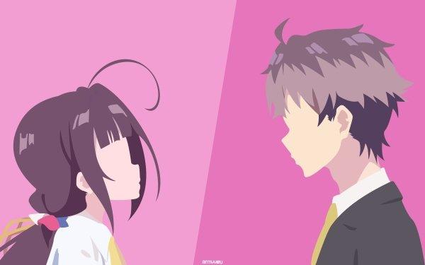Anime Ryuuou no Oshigoto! Ai Hinatsuru Yaichi Kuzuryuu HD Wallpaper | Background Image