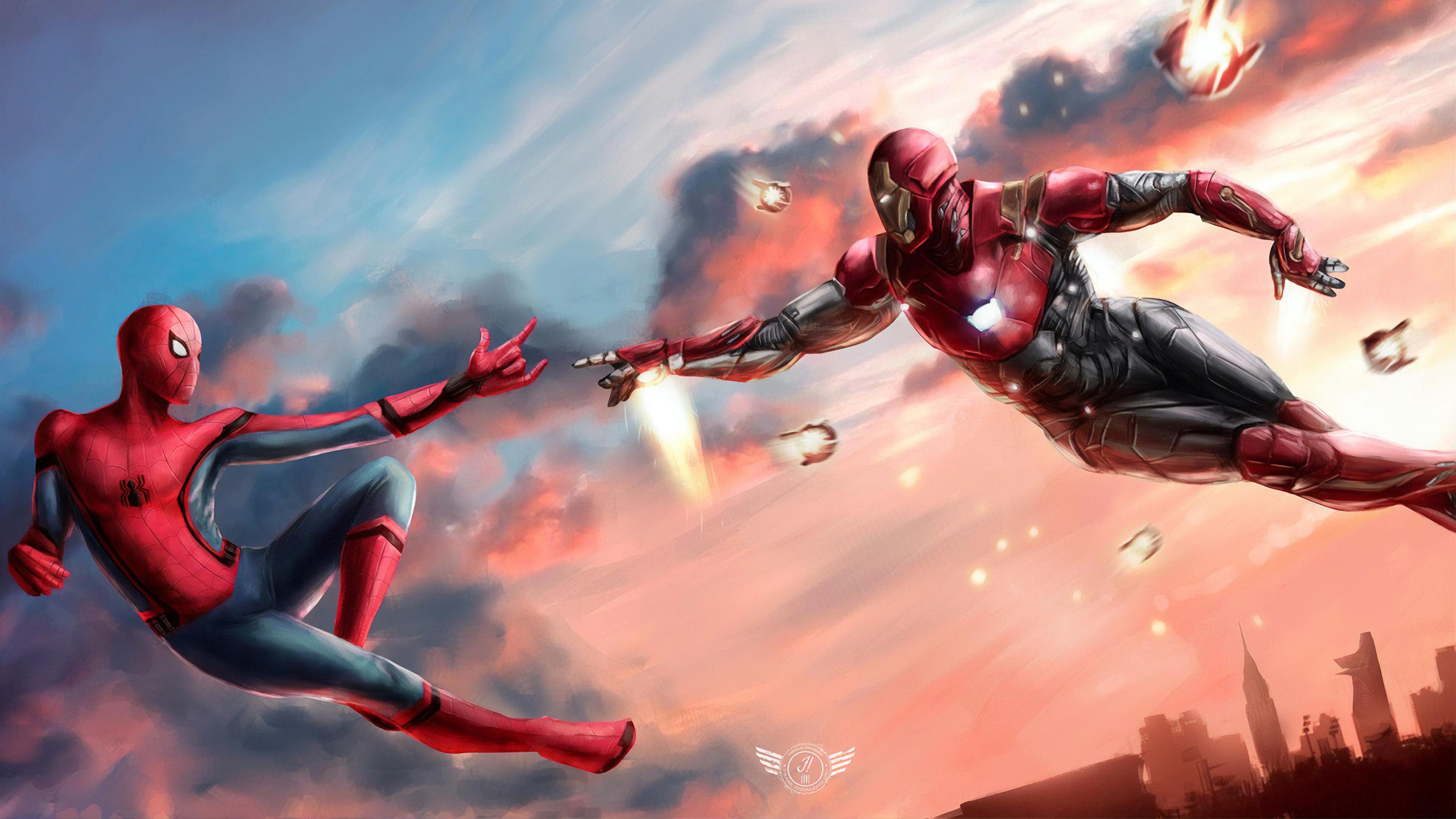 Marvel Comics 4k Ultra Hd Wallpaper Hintergrund