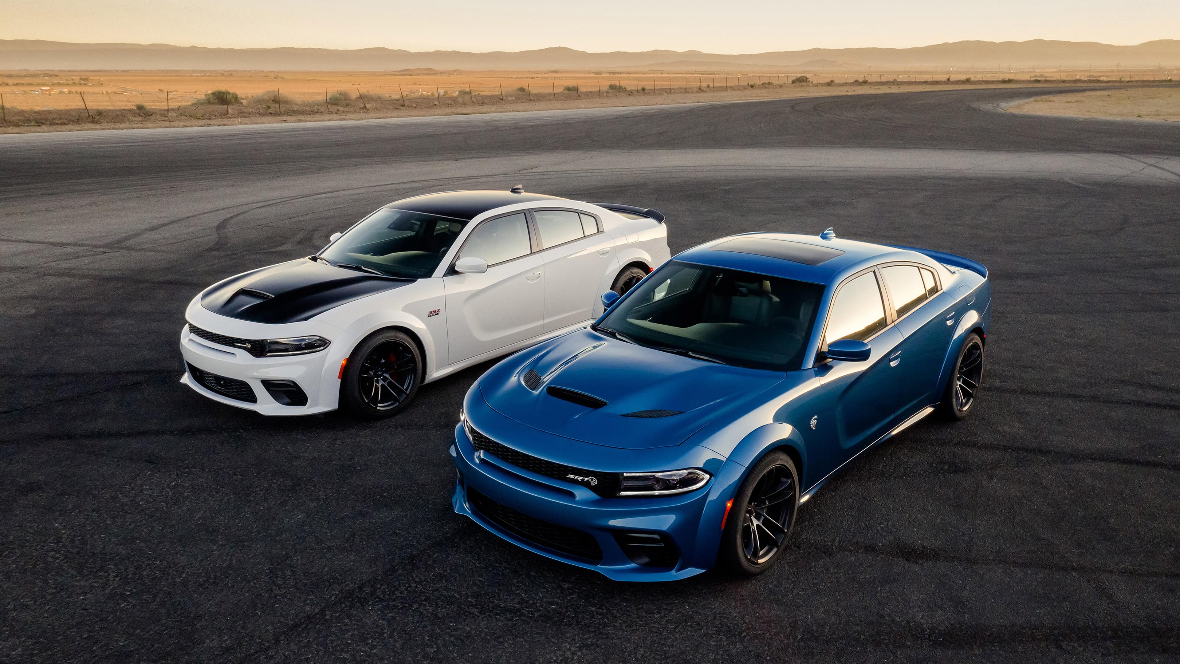 2020 Dodge Charger Srt Hellcat Widebody 4k Ultra Hd Wallpaper
