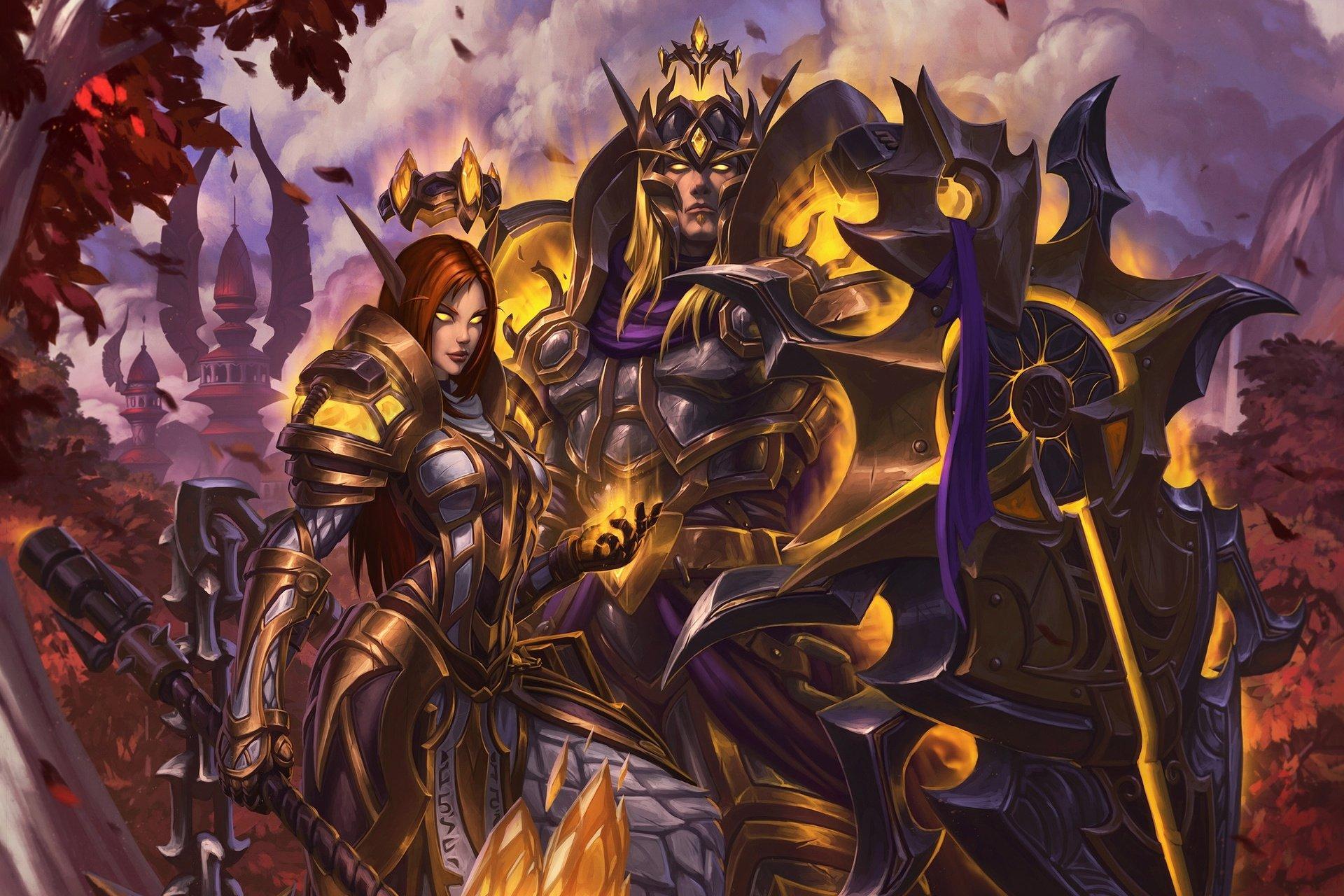World Of Warcraft Fondo De Pantalla Hd Fondo De Escritorio