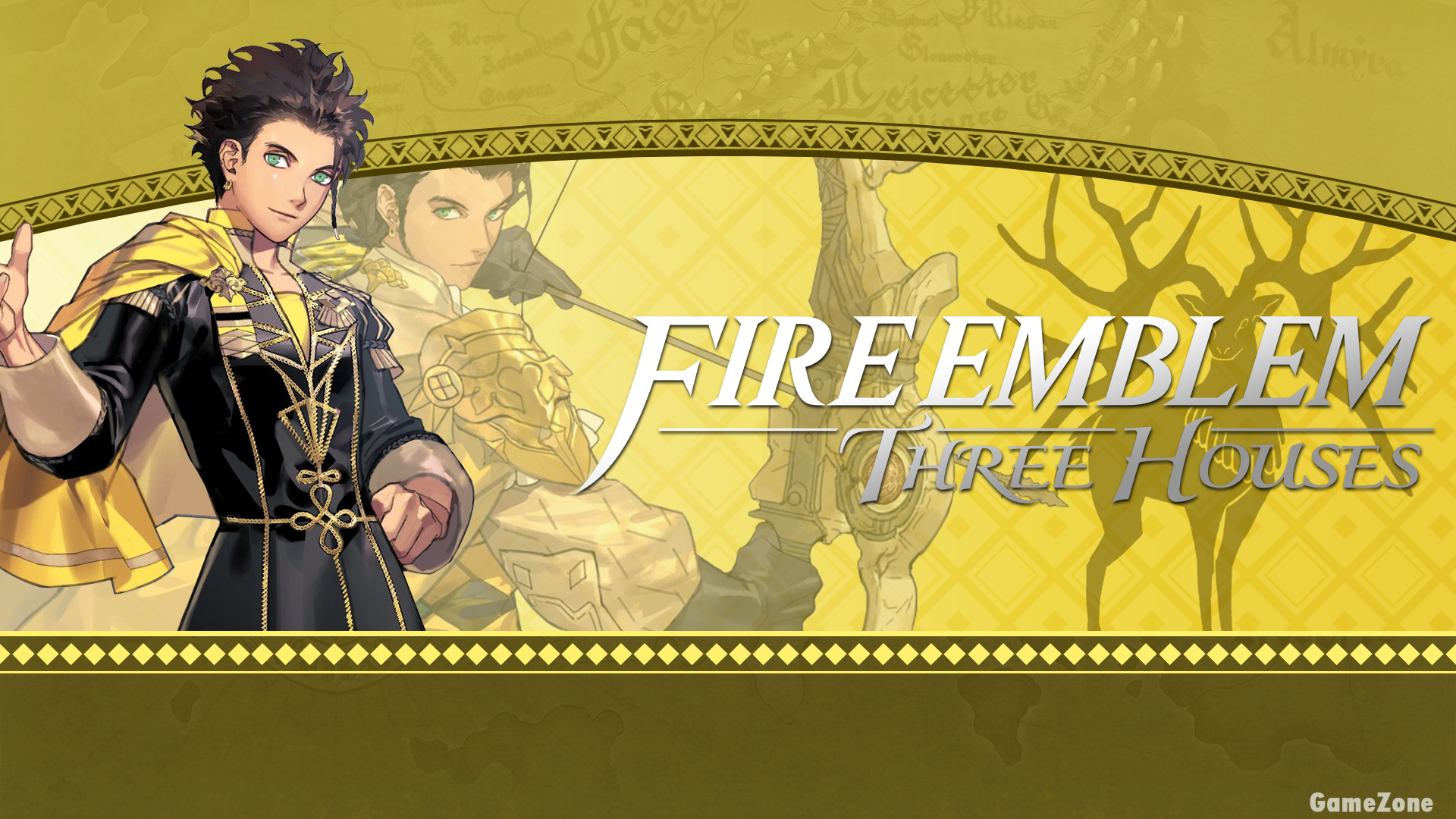 Fire Emblem Three Houses Hd Wallpaper Background Image