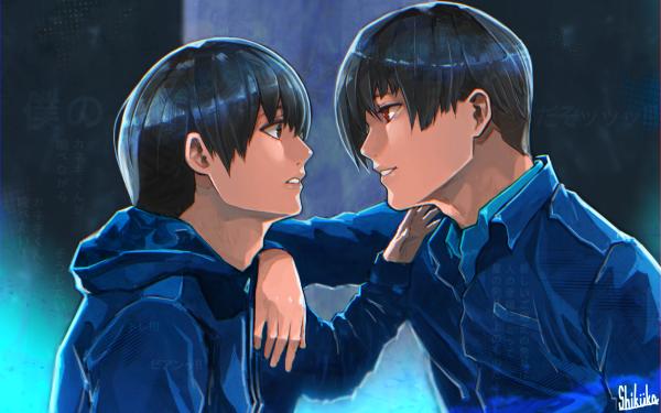 Anime Tokyo Ghoul Ken Kaneki Shū Tsukiyama HD Wallpaper | Background Image