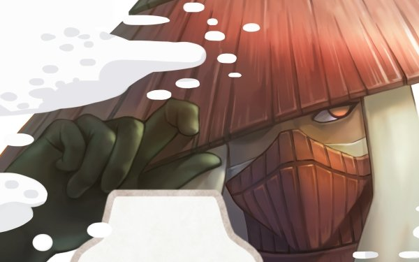 Anime Naruto Han HD Wallpaper   Background Image