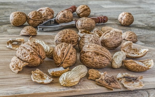 Food Nut Walnut HD Wallpaper | Background Image