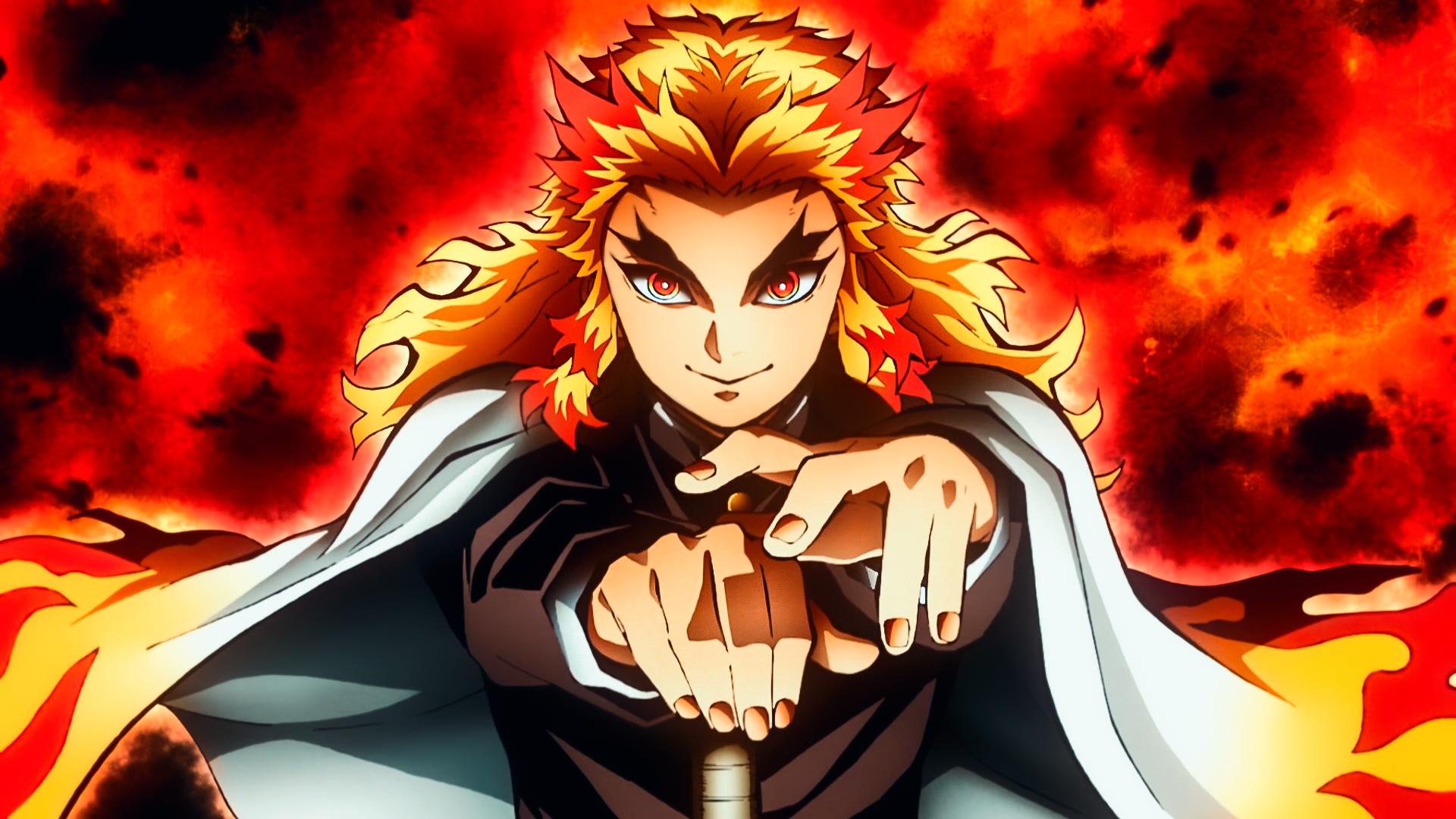Demon Slayer: Kimetsu no Yaiba Fondo de pantalla HD | Fondo de Escritorio | 1920x1080 | ID ...