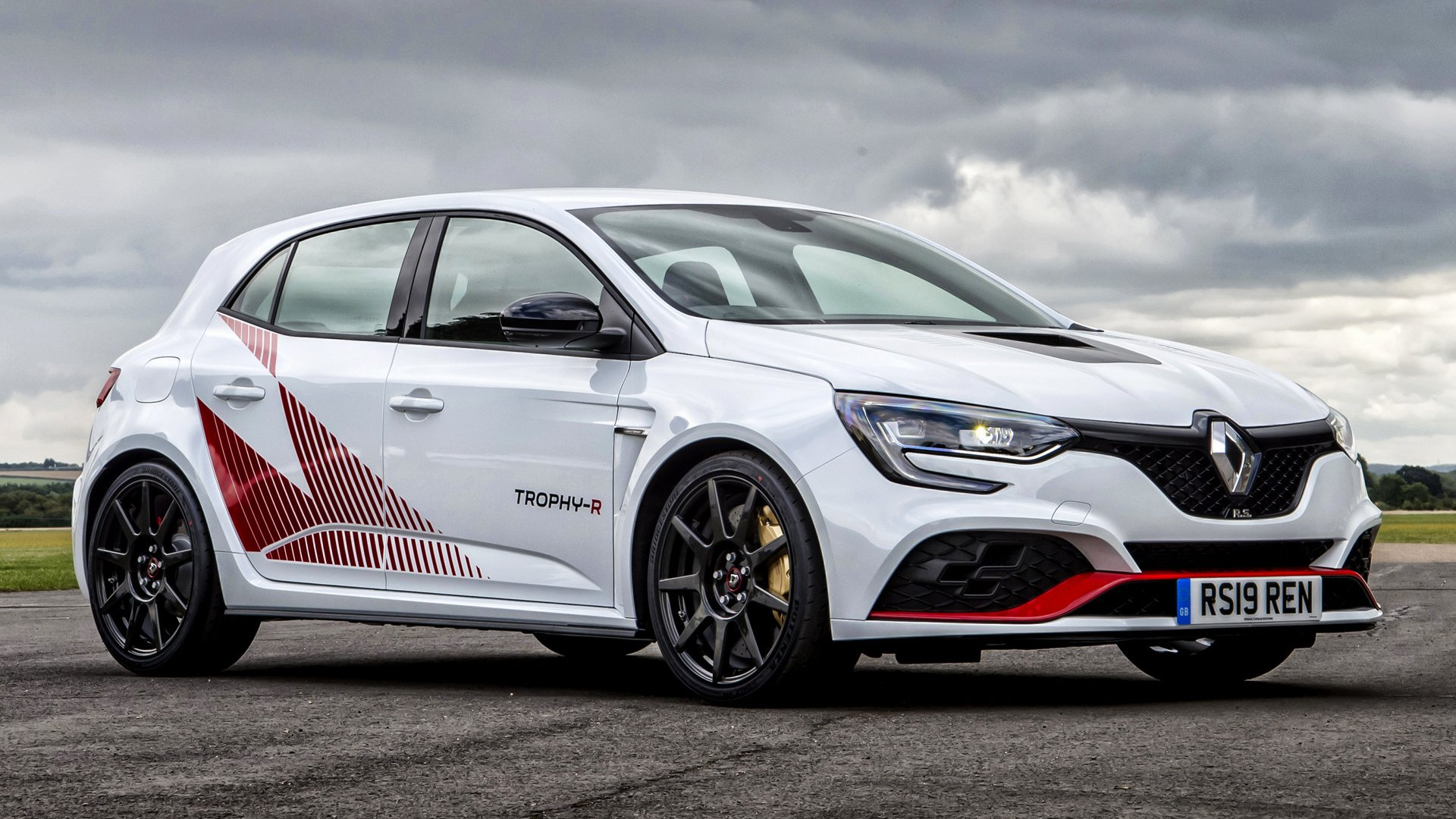 2019 Renault Megane Rs Trophy R Papel De Parede Hd Plano De Fundo 1920x1080 Id 1045358 Wallpaper Abyss