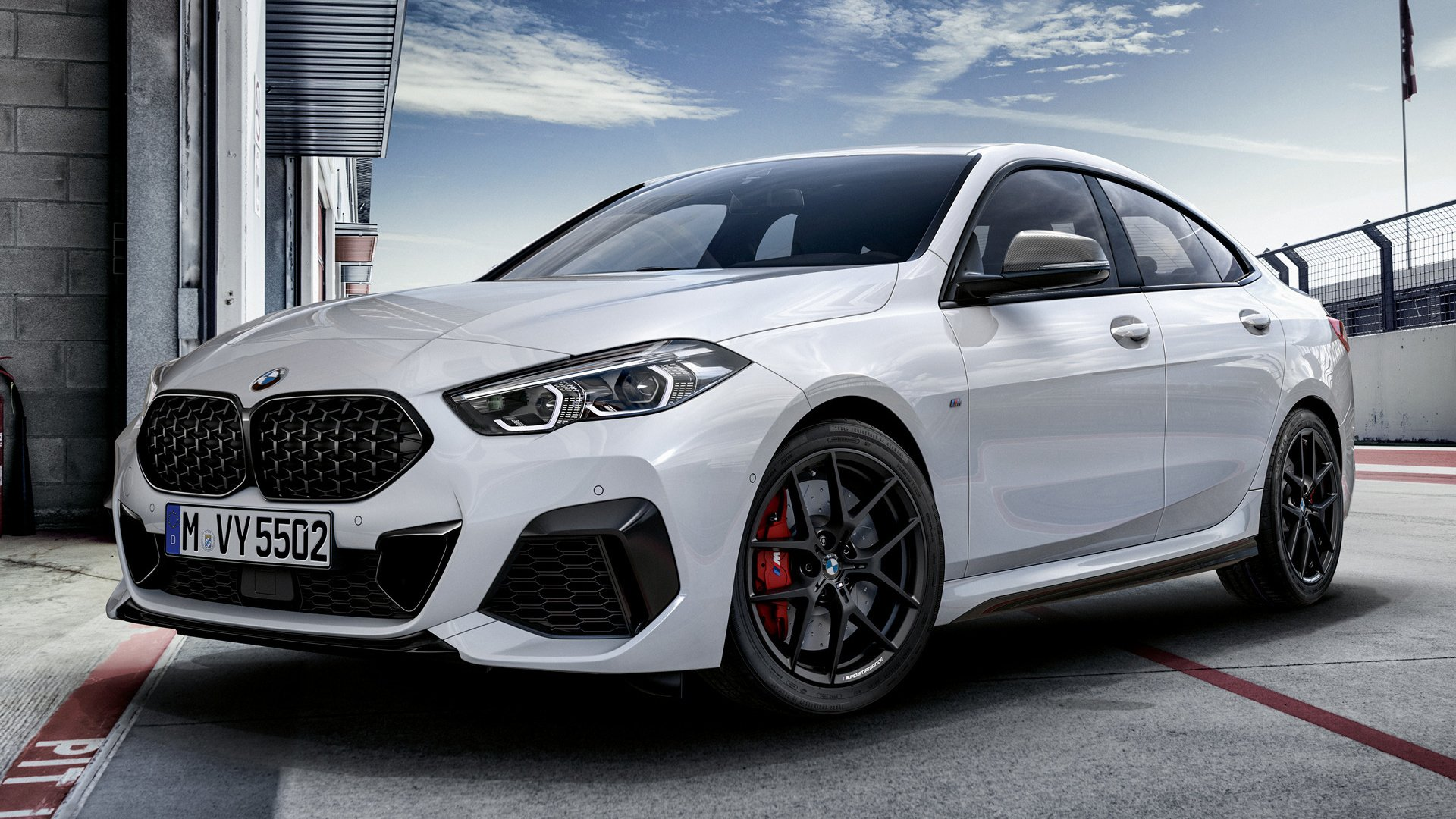 2020 BMW M235i Gran Coupe HD Wallpaper | Background Image ...