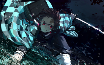 704 Demon Slayer Kimetsu No Yaiba Hd Wallpapers Background