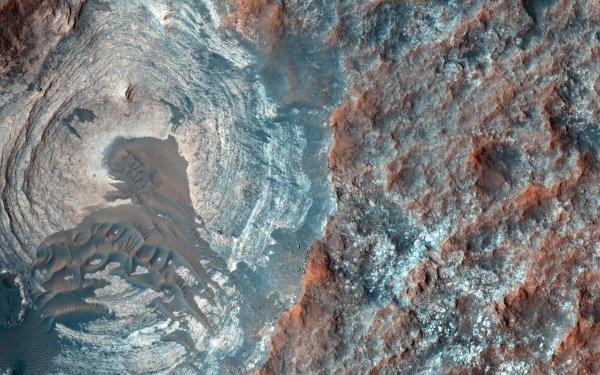 Sci Fi Mars HD Wallpaper | Background Image