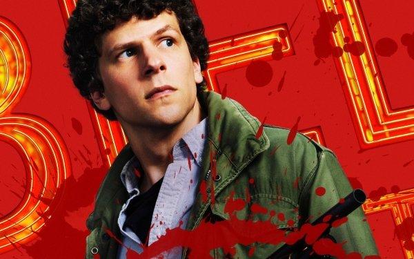 Movie Zombieland: Double Tap Jesse Eisenberg HD Wallpaper   Background Image