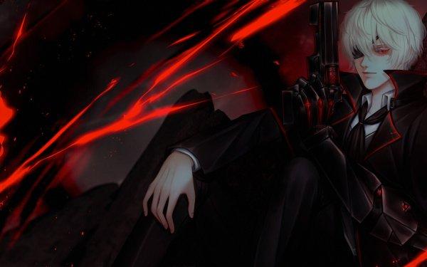 Anime Arifureta Shokugyou de Sekai Saikyou Hajime Nagumo Fondo de pantalla HD   Fondo de Escritorio
