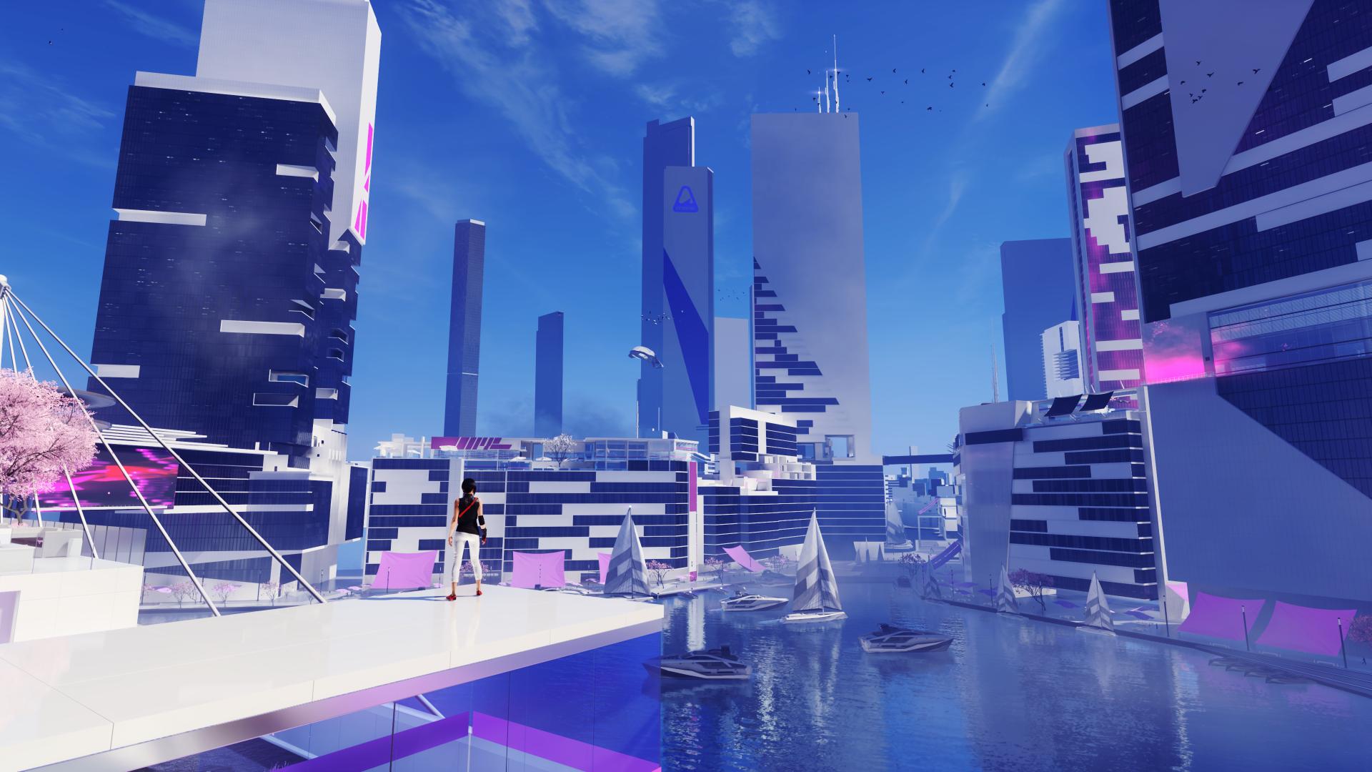 Mirror's Edge Catalyst 4k Ultra HD Wallpaper | Background ...
