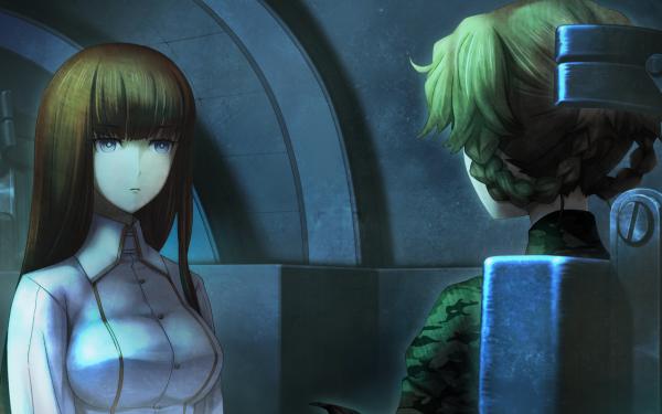 Anime Steins;Gate 0 Kagari Shiina Suzuha Amane HD Wallpaper | Background Image