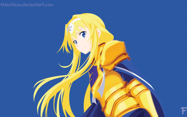 Anime Sword Art Online: Alicization Sword Art Online Alice Zuberg HD Wallpaper | Background Image