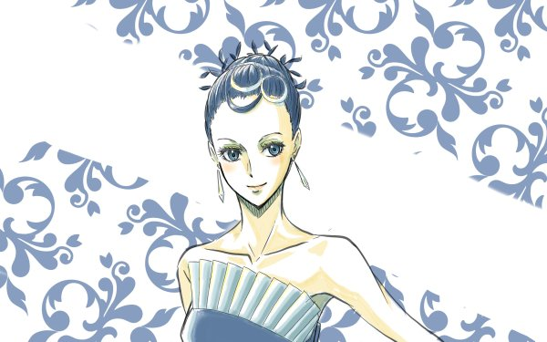 Anime Ballroom e Youkoso Shizuku Hanaoka HD Wallpaper   Background Image