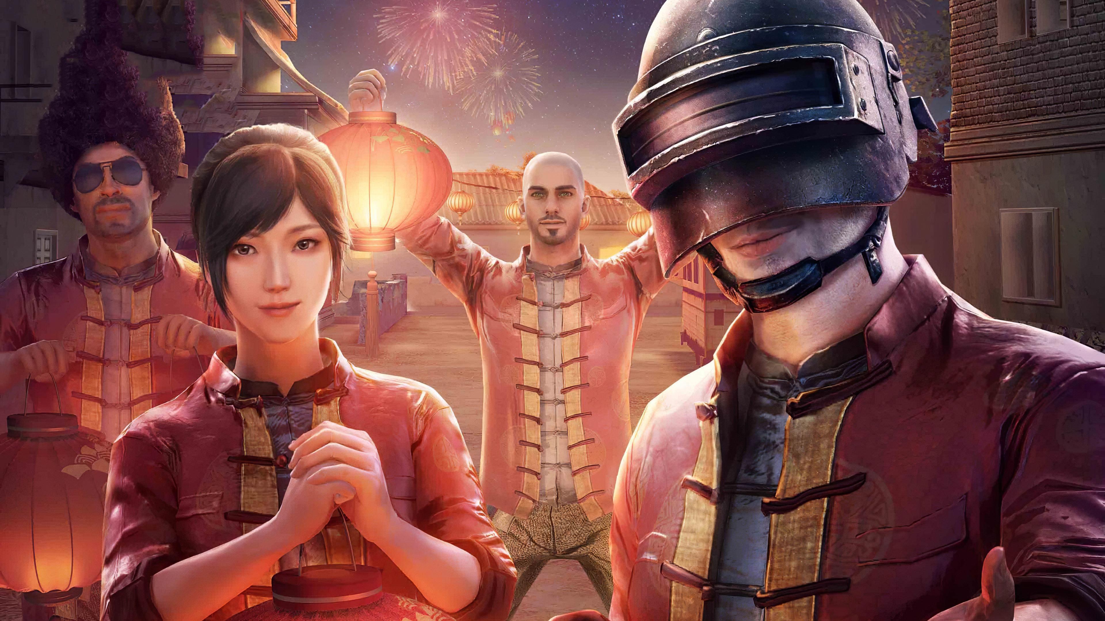 Playerunknown S Battlegrounds 4k Ultra Hd Wallpaper Background