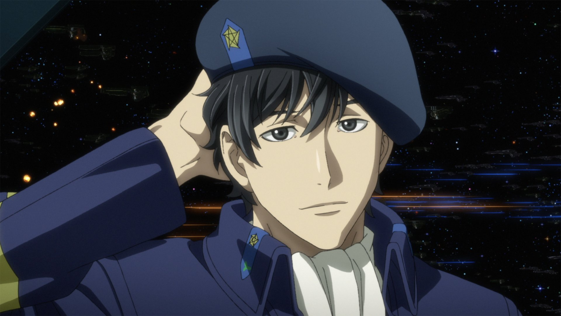 Legend Of The Galactic Heroes Hd Wallpaper Background Image