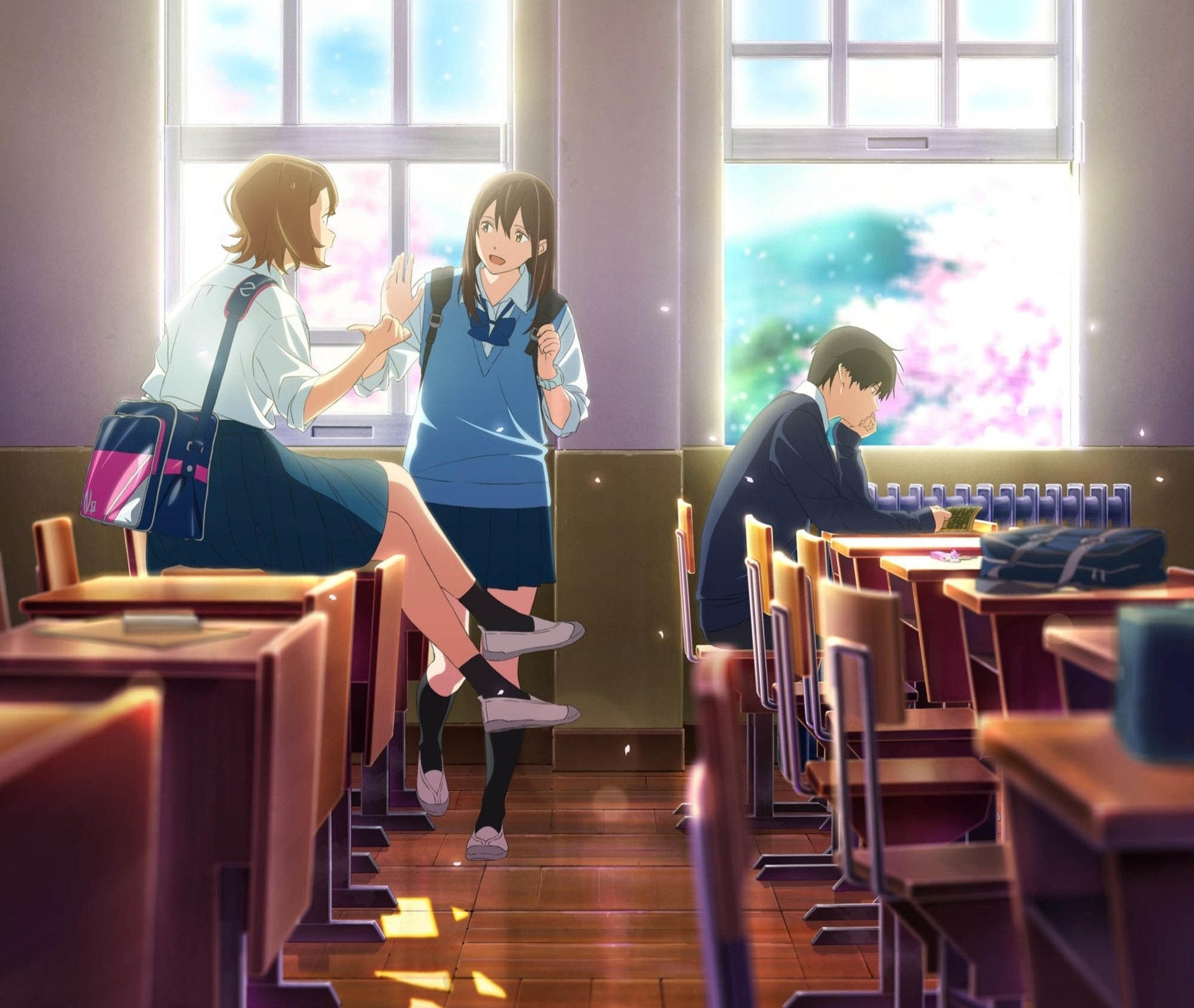 I Want To Eat Your Pancreas Hd Wallpaper Background Image