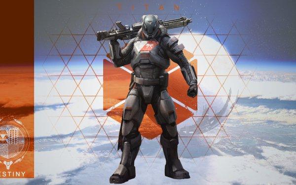 Video Game Destiny Titan HD Wallpaper | Background Image