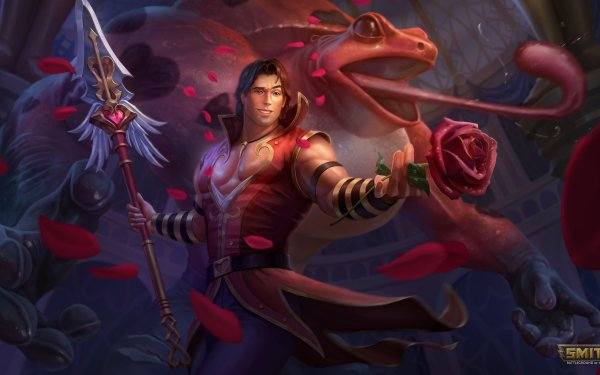 Video Game Smite Cu Chulainn HD Wallpaper   Background Image